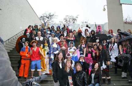 Julie groupe Mangas