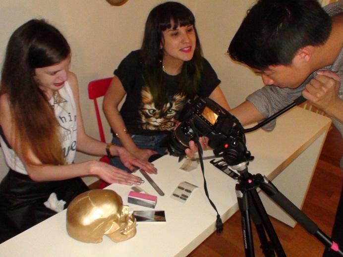 Caroline interview