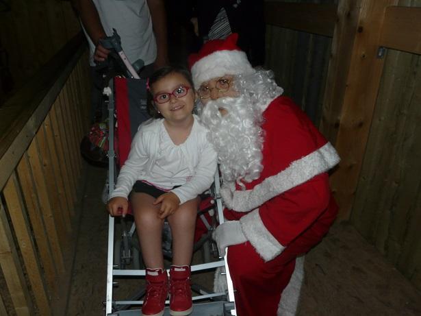Margot et le Père Noël