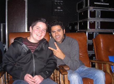 Arnaud et Jamel Debbouze